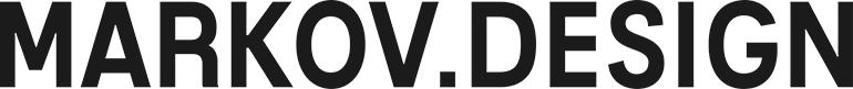 MARKOV.DESIGN – официальный сайт производителя